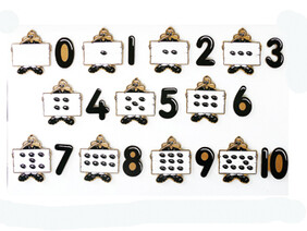 Counting Set 0-10 Basic 22pc