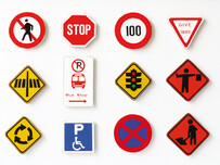 Road Signs Magnetics