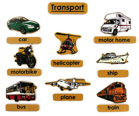 Transport Magnetics