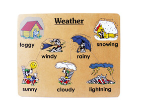Weather - English Puzzle