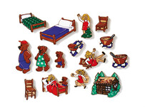 Goldilocks and the Three Bears Magnetic
